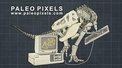 Logo Paleo Pixels