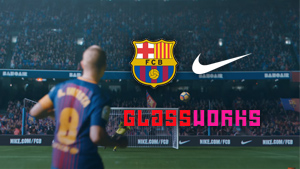 Glassworks / Nike - The ball makes us more commercial